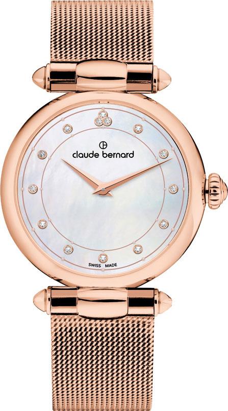 Женские часы Claude Bernard 20508-37RMNAR