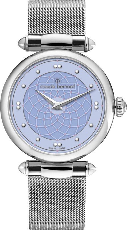 Женские часы Claude Bernard 20508-3MCIELN цена и фото