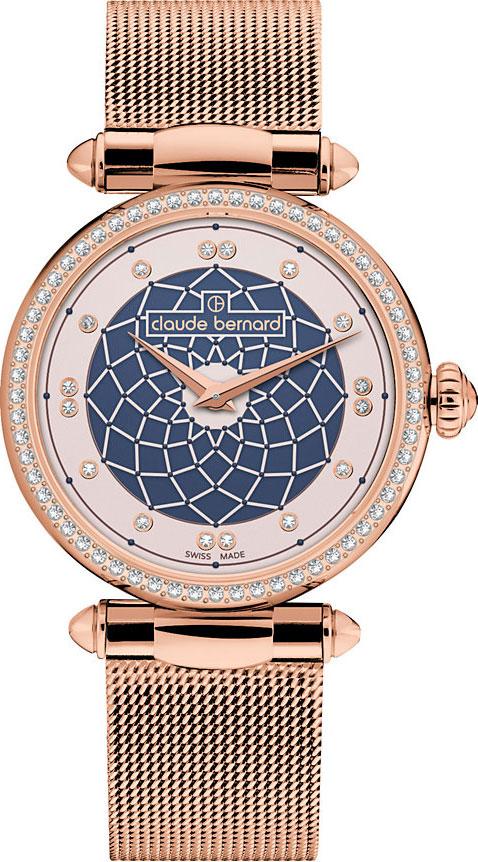 7ec0e8da Наручные часы Claude Bernard 20509-37RMBUIBER — купить в интернет ...
