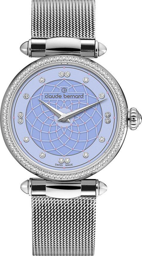 Женские часы Claude Bernard 20509-3MCIELN