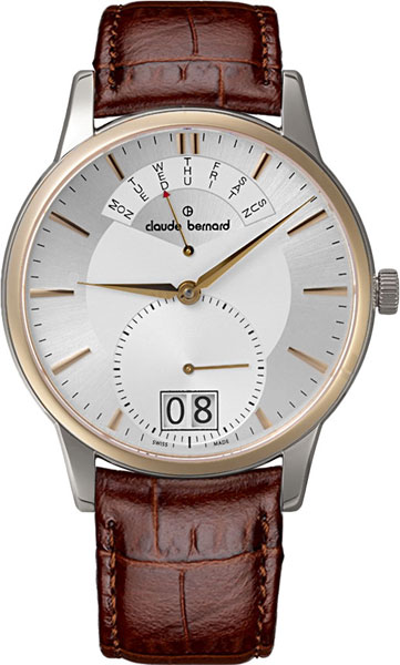 где купить Мужские часы Claude Bernard 34004-357RAIR по лучшей цене