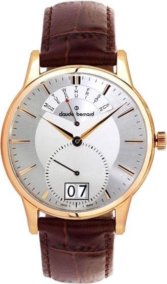 Мужские часы Claude Bernard 34004-37RAIR