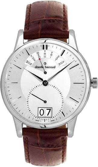 где купить Мужские часы Claude Bernard 34004-3AIN по лучшей цене