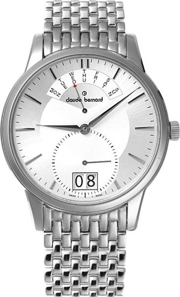 Мужские часы Claude Bernard 34004-3MAIN все цены