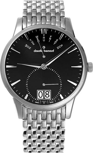 где купить Мужские часы Claude Bernard 34004-3MNIN по лучшей цене