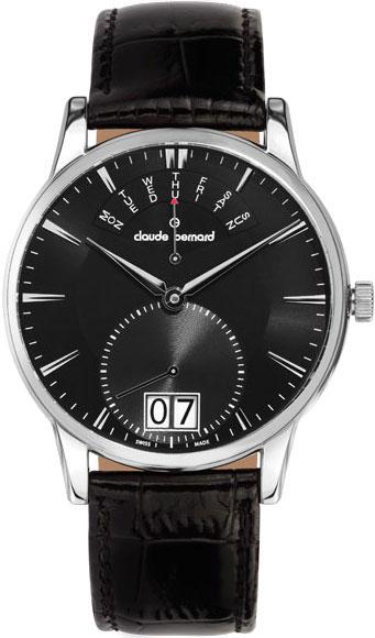 Мужские часы Claude Bernard 34004-3NIN цена