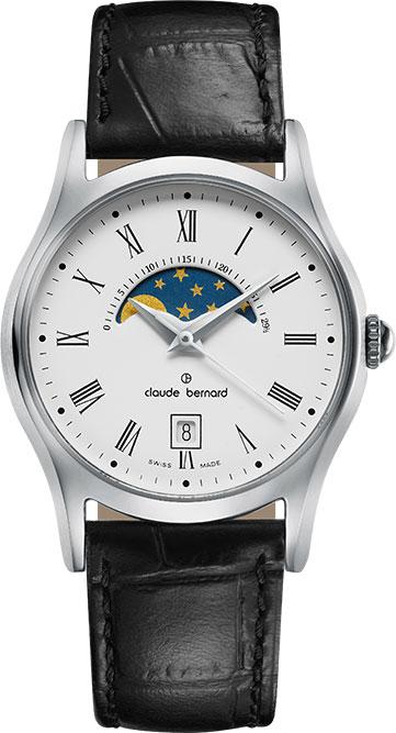 Женские часы Claude Bernard 39009-3BR все цены