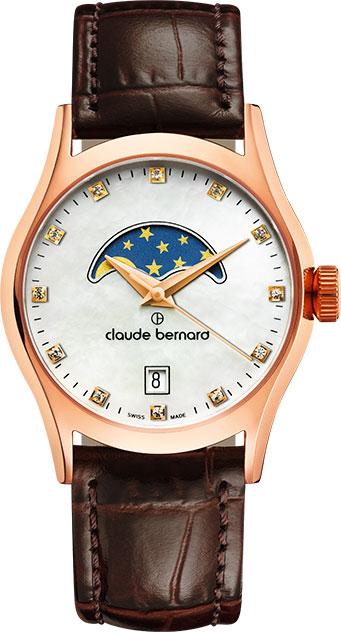 Женские часы Claude Bernard 39010-37RNAR