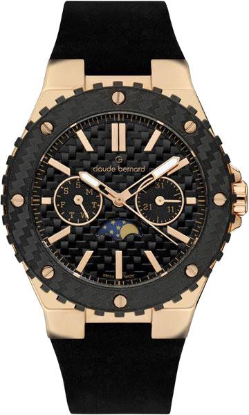 где купить  Женские часы Claude Bernard 40001-37RNNIR  по лучшей цене