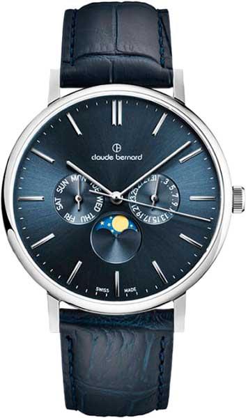 Мужские часы Claude Bernard 40004-3BUIN цена