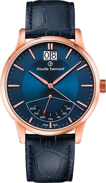 где купить Мужские часы Claude Bernard 41001-37RBUIR по лучшей цене
