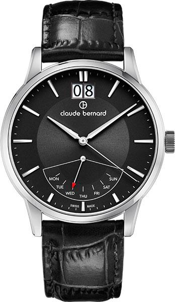 Мужские часы Claude Bernard 41001-3NIN