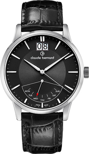 Мужские часы Claude Bernard 41001-3NIN степлер мебельный gross 41001