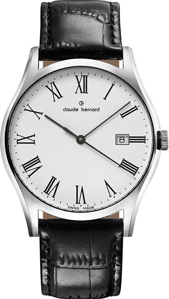 Мужские часы Claude Bernard 53003-3BR мужские часы claude bernard 53003 3br