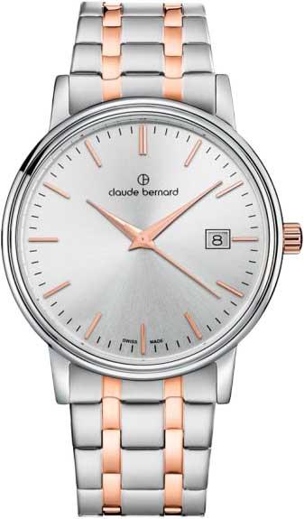 Мужские часы Claude Bernard 53007-357RMAIR