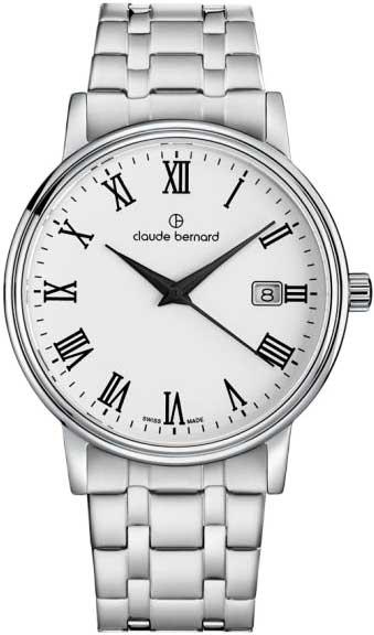 Мужские часы Claude Bernard 53007-3MBR