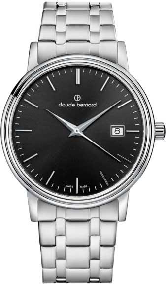 Мужские часы Claude Bernard 53007-3MNIN
