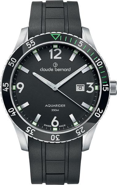Мужские часы Claude Bernard 53008-3NVCANV цена и фото