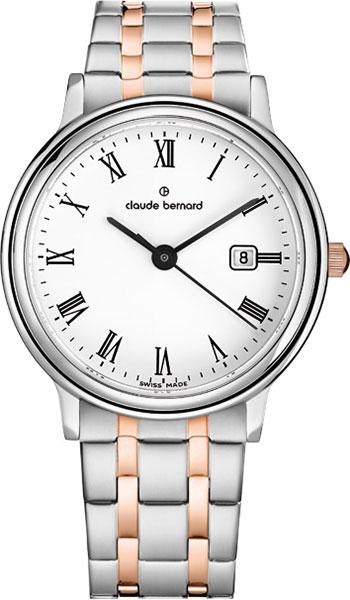 Женские часы Claude Bernard 54005-357RMBR цена и фото