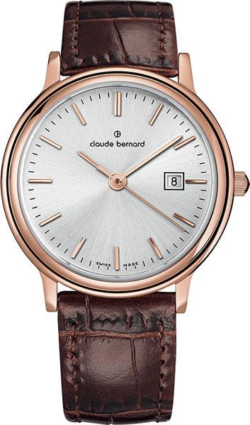где купить  Женские часы Claude Bernard 54005-37RAIR  по лучшей цене