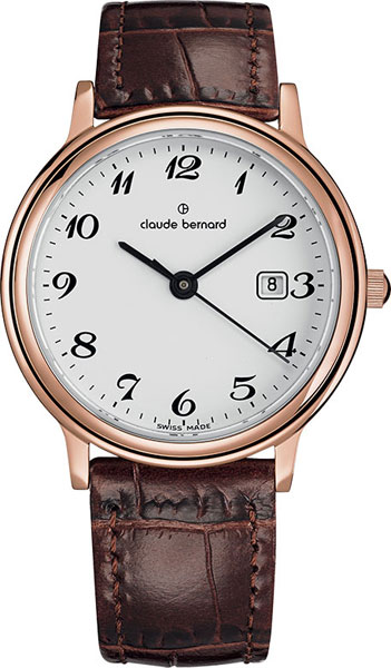 где купить  Женские часы Claude Bernard 54005-37RBB  по лучшей цене