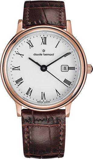где купить  Женские часы Claude Bernard 54005-37RBR  по лучшей цене