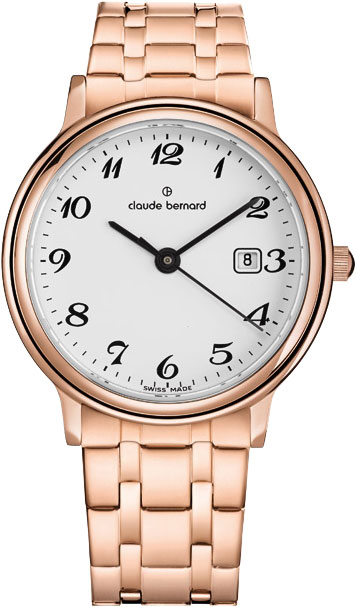 Женские часы Claude Bernard 54005-37RMBB