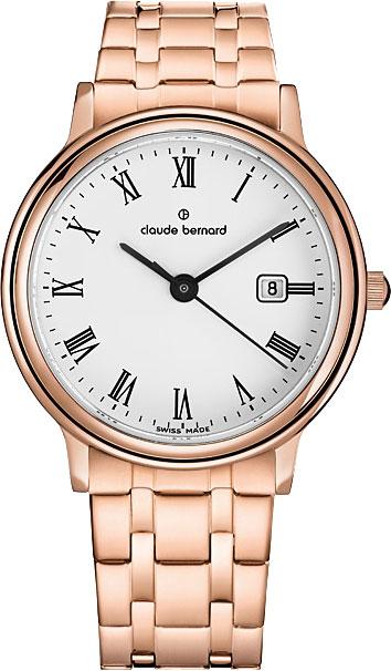 где купить  Женские часы Claude Bernard 54005-37RMBR  по лучшей цене