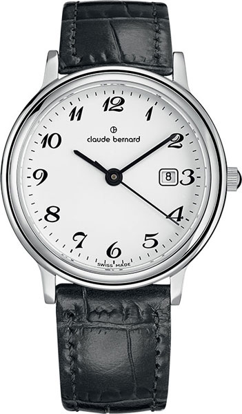 Женские часы Claude Bernard 54005-3BB все цены