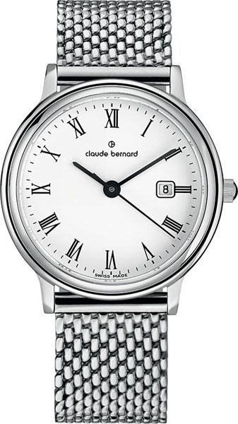 где купить  Женские часы Claude Bernard 54005-3MBR  по лучшей цене