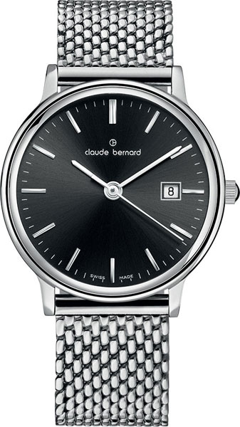 Женские часы Claude Bernard 54005-3MNIN цена и фото
