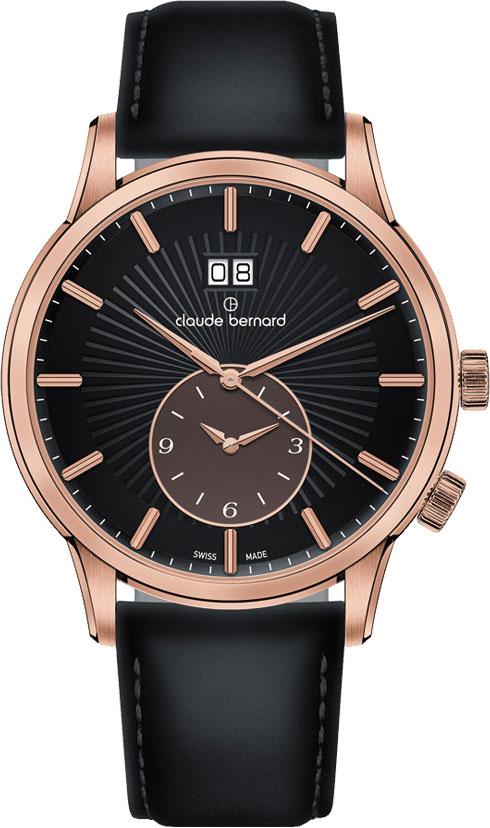 Мужские часы Claude Bernard 62007-37RNIBRR free shipping 6203 2rs full si3n4 ceramic deep groove ball bearing 17x40x12mm 6203 2rs p5 abec5