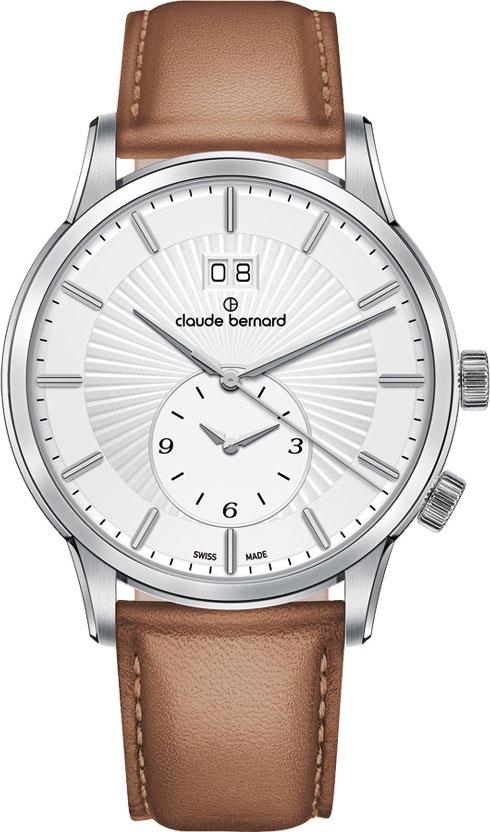Мужские часы Claude Bernard 62007-3AIN free shipping 6203 2rs full si3n4 ceramic deep groove ball bearing 17x40x12mm 6203 2rs p5 abec5