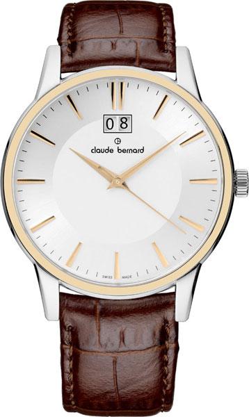 где купить  Мужские часы Claude Bernard 63003-357RAIR  по лучшей цене