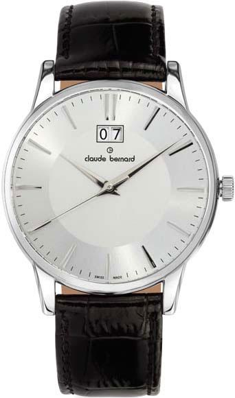 Мужские часы Claude Bernard 63003-3AIN мужские часы claude bernard 64005 3ain