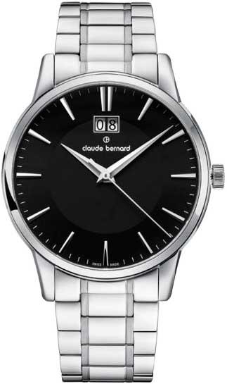 Мужские часы Claude Bernard 63003-3M2NIN