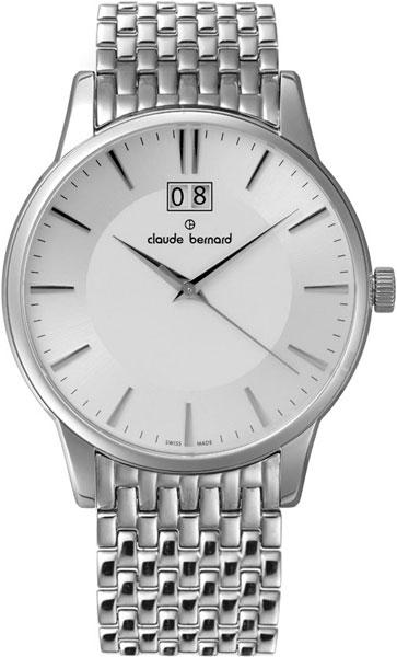 Мужские часы Claude Bernard 63003-3MAIN все цены