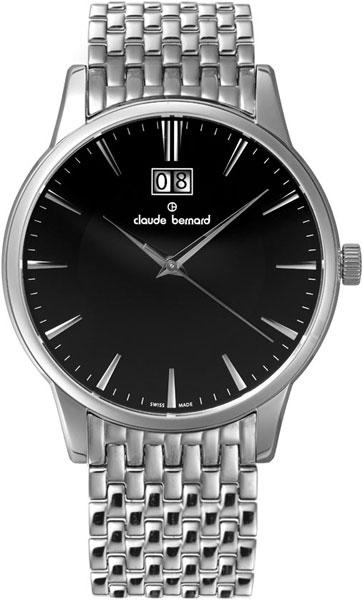 где купить  Мужские часы Claude Bernard 63003-3MNIN  по лучшей цене