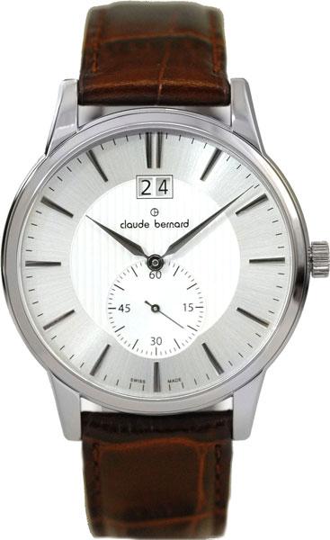Мужские часы Claude Bernard 64005-3AIN