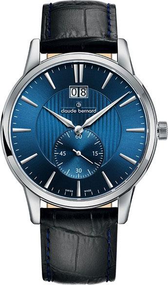 Мужские часы Claude Bernard 64005-3BUIN