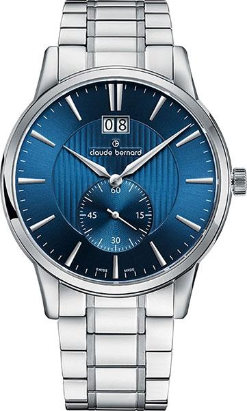Мужские часы Claude Bernard 64005-3M2BUIN все цены
