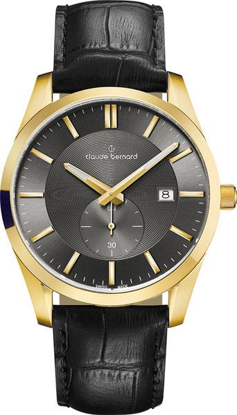 Мужские часы Claude Bernard 65001-37JGID2 все цены