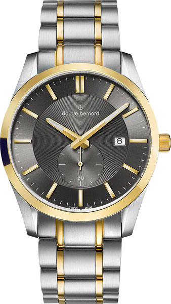 Мужские часы Claude Bernard 65002-357JGID2