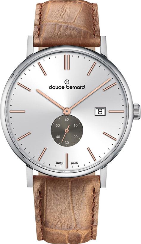 Мужские часы Claude Bernard 65004-3AIRG
