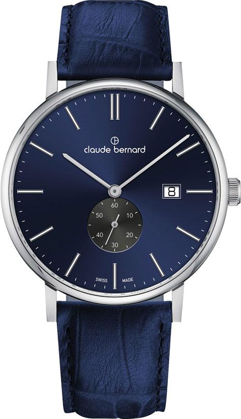 Мужские часы Claude Bernard 65004-3BUING
