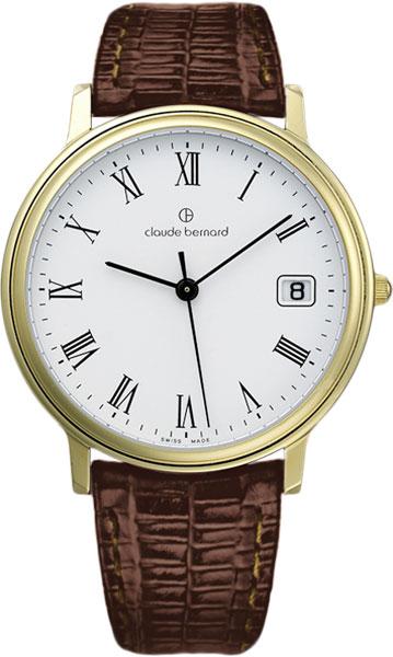 Мужские часы Claude Bernard 70149-37JBR