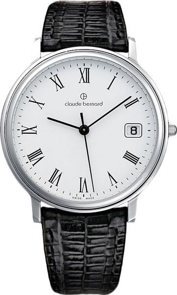 Мужские часы Claude Bernard 70149-3BR мужские часы claude bernard 53003 3br