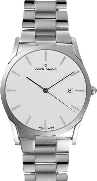 Мужские часы Claude Bernard 70163-3AIN luxury designer genuine leather pearl studded padlock bag women shoulder bag