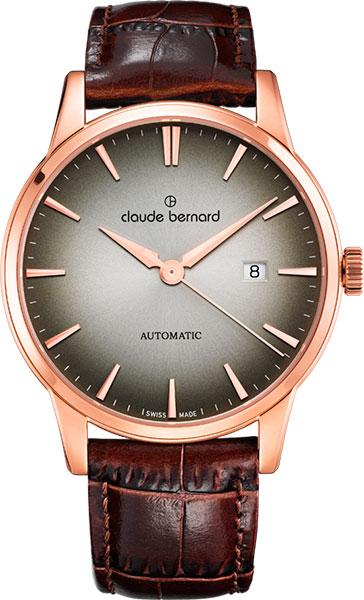 Мужские часы Claude Bernard 80091-37RDIR1 цена и фото