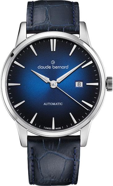 Мужские часы Claude Bernard 80091-3BUIN1 цена и фото